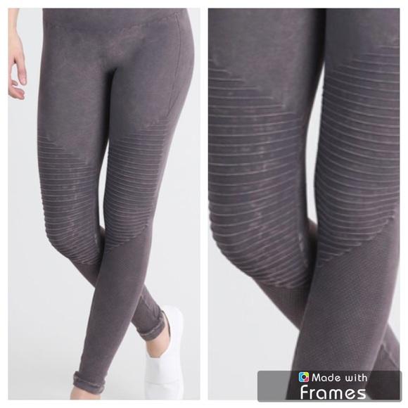 f820b0d8da87e Nikibiki Pants | Moto Leggings In Vintage Shark Gray Color | Poshmark